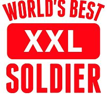 World's Best Soldier by kwg2200
