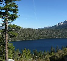 Emerald Bay at Lake Tahoe by Kosan