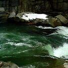 Skykomish River by karolina