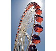 Ferris Wheel 2 Photographic Print