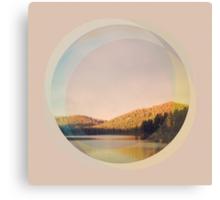 Digital Landscape #4 Canvas Print