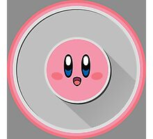 Kirby - Logo V.02 Photographic Print