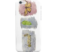 Metamorphosis Trio iPhone Case/Skin