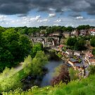 Eye Over Knaresborough by baddoggy
