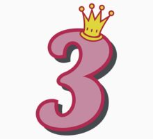 3rd birthday princess party theme and gifts Kids Clothes
