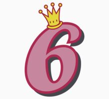6th birthday princess party theme and gifts Kids Clothes