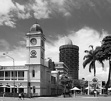 Old Townsville Post Office, Flinders Mall, East. Townwsville by Paul Gilbert