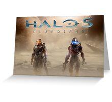 Halo 5: Guardians Greeting Card