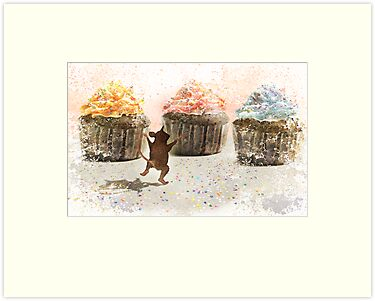 Cupcake Joy by Aimee Stewart