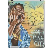 Good Kid M.A.A.D City iPad Case/Skin