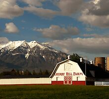 Cherry Hill Farm - Orem, Utah by Ryan Houston