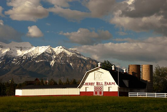 Cherry Hill Farm - Orem, Utah by Ryan Houston