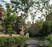 Dean Village Edinburgh by jacqi