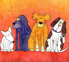 'Dogs I have Known' by Shauna Kendall