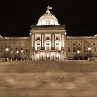 Pennsylvania State Capitol by Shelley Neff