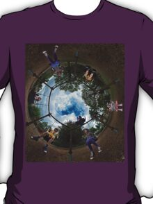 6 Seater Swing - Sky In T-Shirt