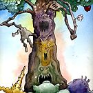 The Trolls in the Tree by CWandCW2