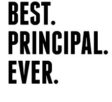 Best Principal Ever by kwg2200