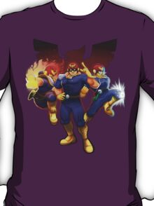 Show Me Your Moves, Captain Falcon!  T-Shirt