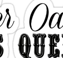 Tyler Oakley is Queen PASTEL Sticker