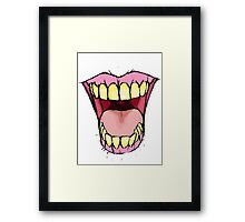 A Killer Joke Framed Print