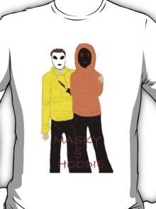 Masky & Hoodie T-Shirt