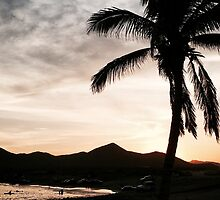 Bahia de los Muertos Sunset by nativeminnow