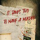 Murder Board by Sybille Sterk