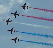 Red Arrows Southend on Sea 2008..... by Kimberley  x ♥ Davitt