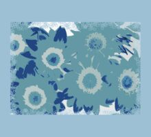 Turquoise Daisy - JUSTART © Kids Clothes