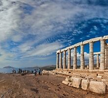 360 degrees in History by Sotiris Papadimas