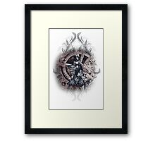 Kuroshitsuji (Black Butler) - Undertaker Framed Print