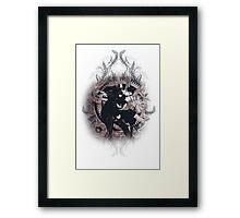 Kuroshitsuji (Black Butler) - Alois and Claude Framed Print
