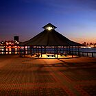 Hoboken Park view by pmarella