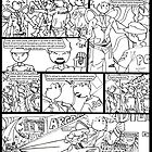 Catastrophe Issue #1 Page 4 by LisaCharly