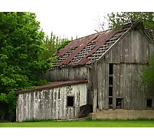 Another Old Barn Photographic Print