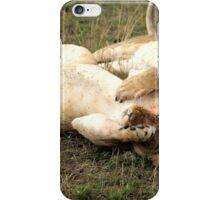 Stuffed iPhone Case/Skin