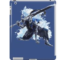 Artorias out of the abyss! iPad Case/Skin
