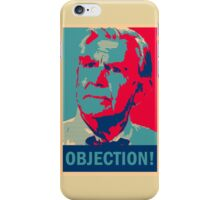 Ben Matlock OBJECTION! iPhone Case/Skin