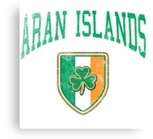 ARAN ISLANDS, Ireland Canvas Print
