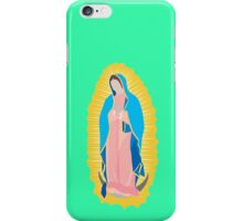 Virgin of Guadalupe iPhone Case/Skin