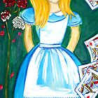 Alice in Wonderland by Jaz Higgins
