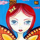 Hot Air Balloon Fairy by Jaz Higgins