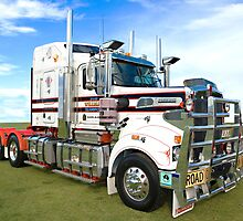 The Mighty Kenworth T904. by Mick Smith