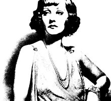 Tallulah Bankhead Is Sophisticated by Museenglish