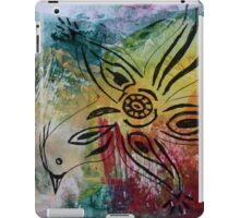 Bird Flower - JUSTART ©  iPad Case/Skin