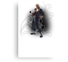 Final Fantasy XIII-2 -Snow Villiers Canvas Print