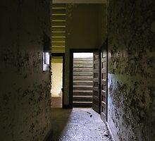 administration doorway by rob dobi
