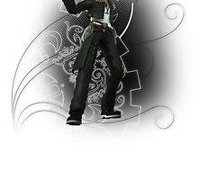 Final Fantasy Dissidia - Squall Leonhart by IzayaUke