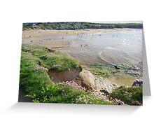 Harlyn Bay Greeting Card
